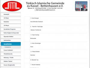 Yasemin Yasizioglu ist im Vorstand der DITIB-Jugend in Kassel-Bettenhausen.