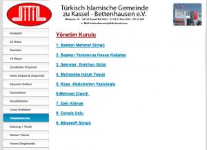 Abdulrahim Yasizioglu ist im Vorstand der DITIB in Kassel-Bettenhausen.